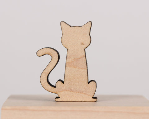 Cat - Magnets - Skinny Tail