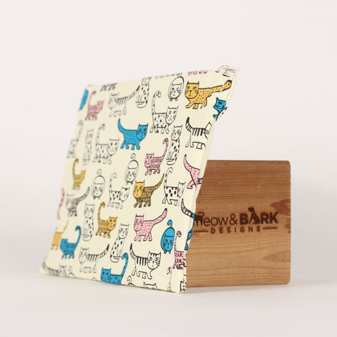 Cat - Pencil Cases - Walking Cats