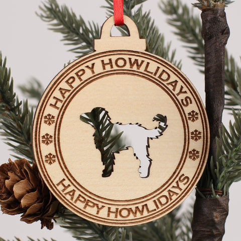 Dog - Ornaments - Labradoodle