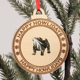 Dog - Ornaments - English Bulldog