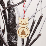 Cat - Ornaments - Mini