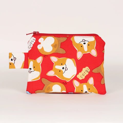 Dog - Coin Purses - Corgi