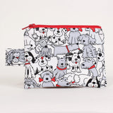 Dog - Coin Purse - 4 different patterns
