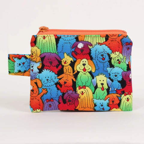 Dog - Coin Purses - Colours