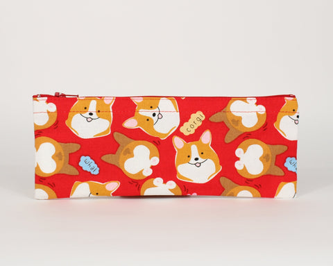 Dog - Pencil Cases - Corgi (Small)