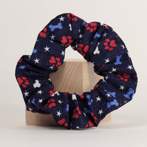 Dog - Scrunchies - Paws Bones Stars