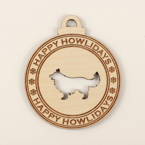 Dog - Ornaments - Border Collie