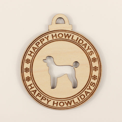 Dog - Ornaments - Poodle