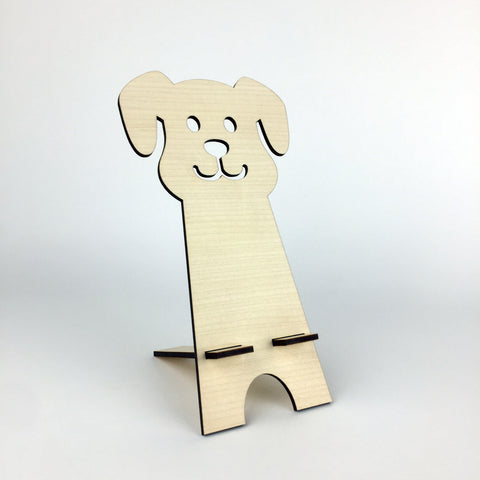 Dog - Phone Stands II