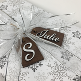 Custom - Initial Gift Tags