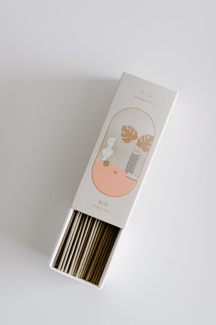 Citrus Peel Incense