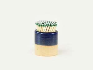 Ceramic Match Striker - Cobalt
