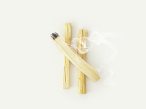 Palo Santo Incense Smudge Sticks / Bundle of 3