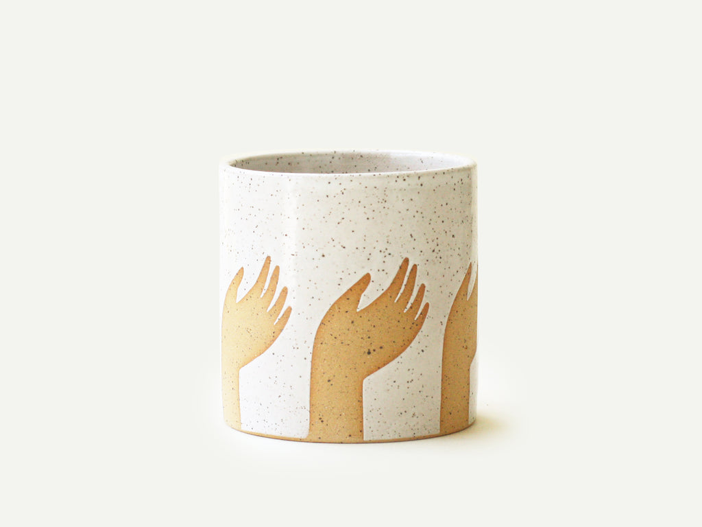 Pre-Order: Right Hand Cup / Tumbler