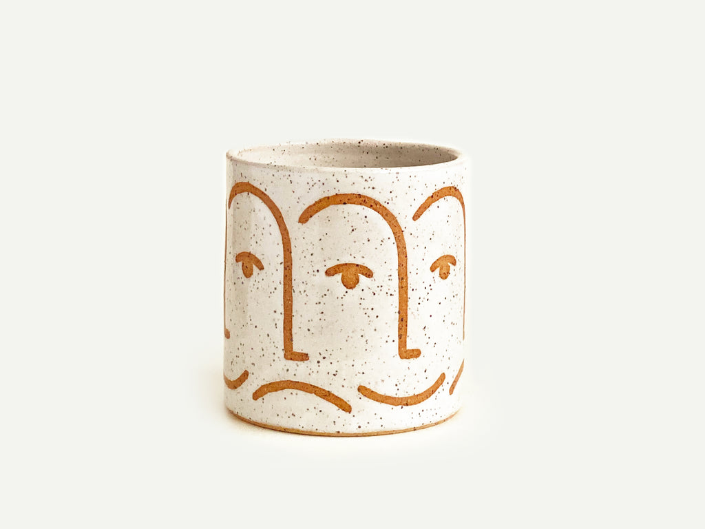 "Pre-Order: ""Mood"" Cup / Tumbler - White"