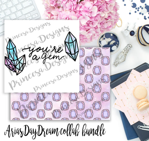 AriasDayDream Birthday Collab