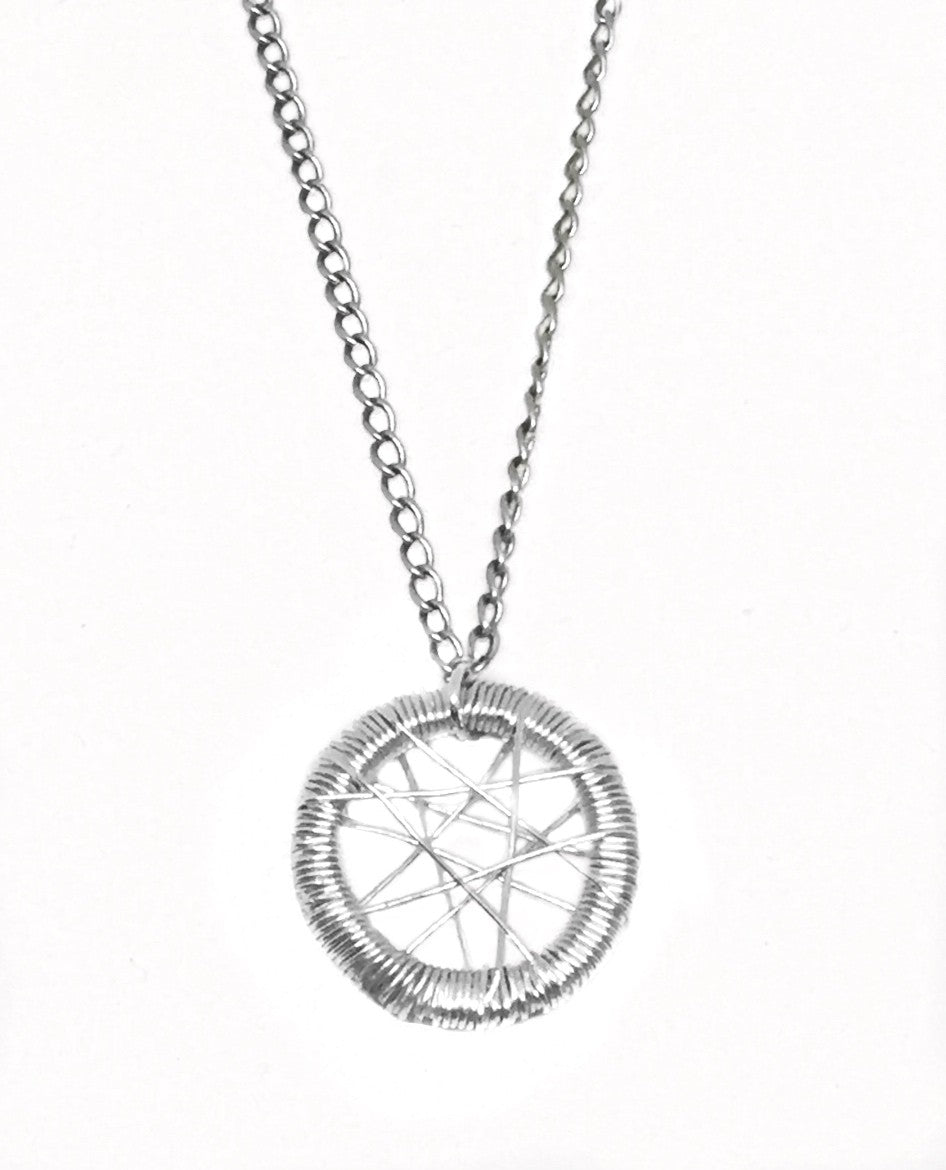 Dream Catcher Star Luxe Necklace