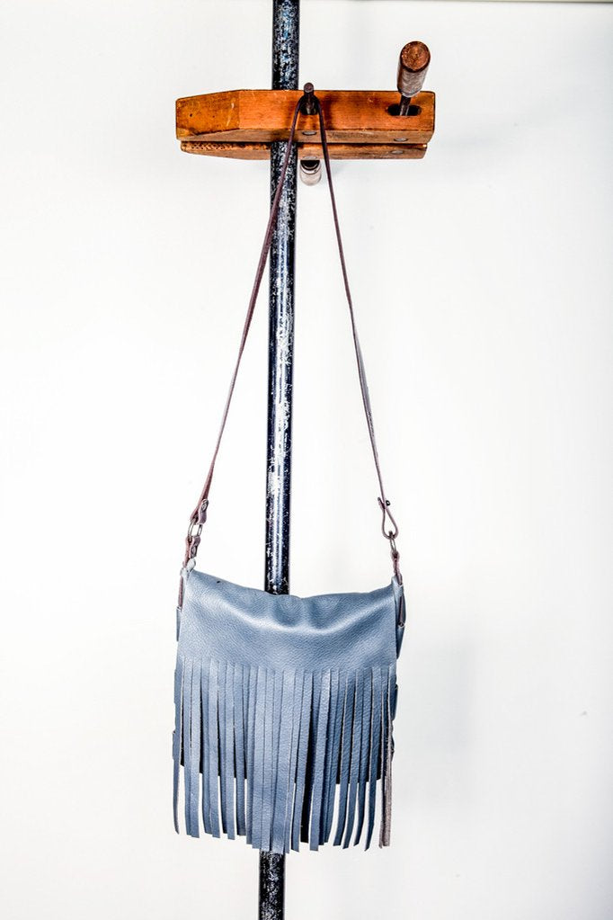 B10 Fringe Shoulder Bag