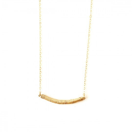 Simply Perfect Bar Necklace
