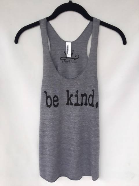 Be Kind Tank Top