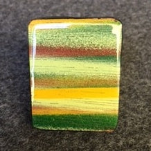 yellow and light green and wine rectangle