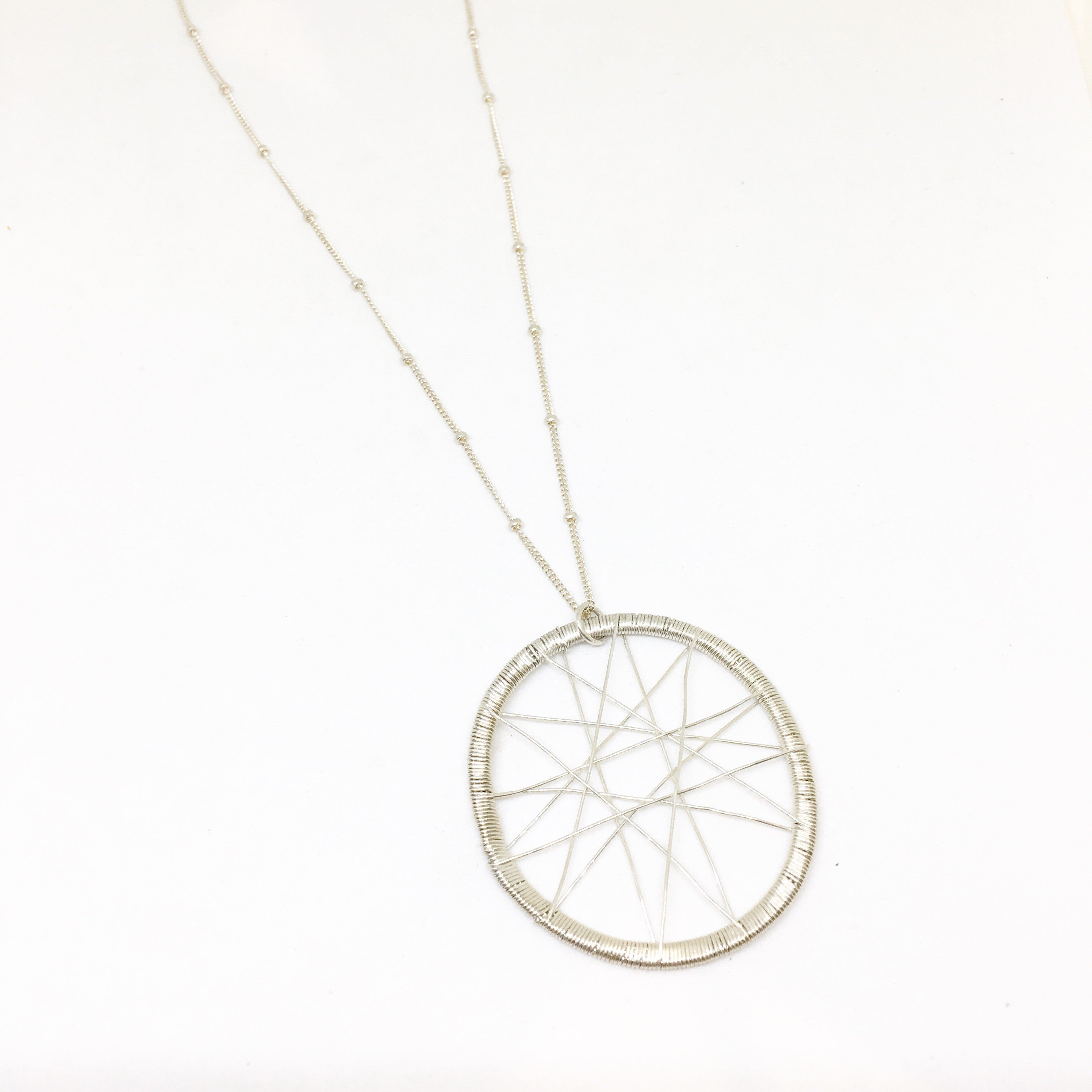 Just A Dream Satallite Necklace