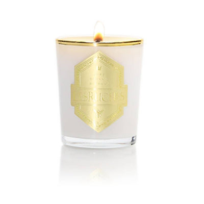2.5 oz. Gardenia LesRuches Organic Beeswax Luxury Candle