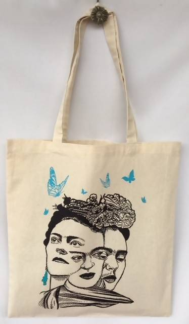 Las Tres Fridas Tote Bag