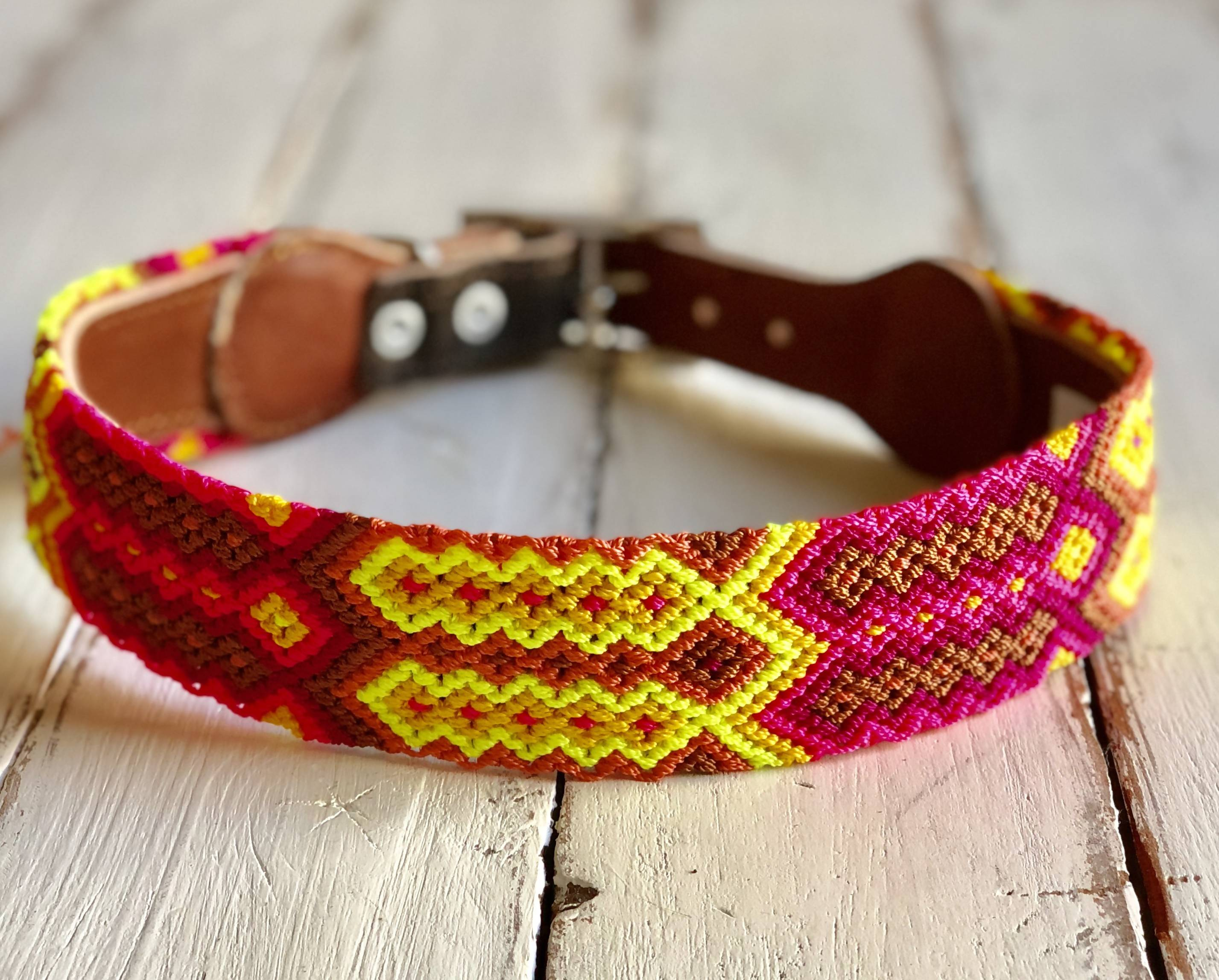 Dog collar - XLarge