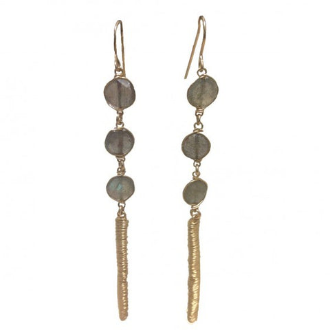 Downtown Bar Earrings