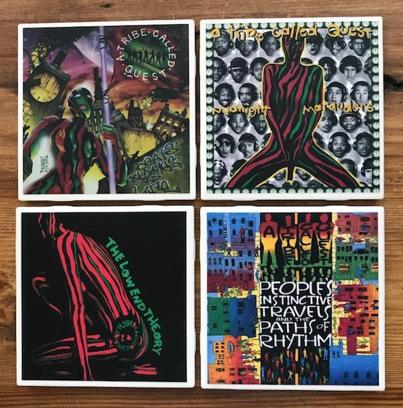 A Tribe Called Quest Album Cover Coasters
