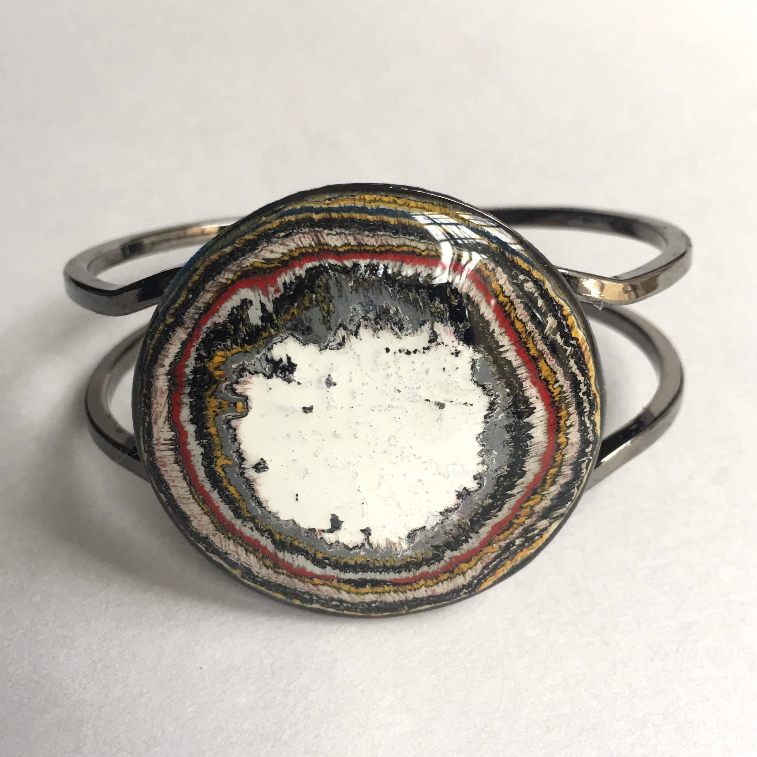 paint only big circle cuff