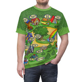 Neopets Shirt - Neopia Central Graphic Tee - Funny nostalgic gaming y2k gifts - meme cuisine