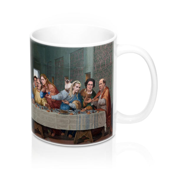 Last Supper at Dunder Mifflin Mug