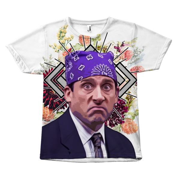 Michael Scott as Prison Mike Shirt - The Office TV Show Shirts, Funny Adult Mens T-Shirt, The Office Gifts for Him