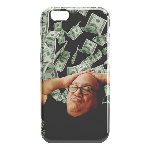 Danny Devito Money iphone case