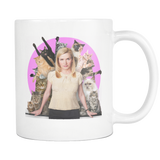 Angela from The Office Mug - Cat Coffee Cup