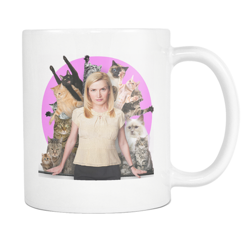 Angela from The Office Coffee Mug - Meme Cuisine - Meme Drinkware