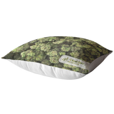 Bag of Weed Throw Pillow