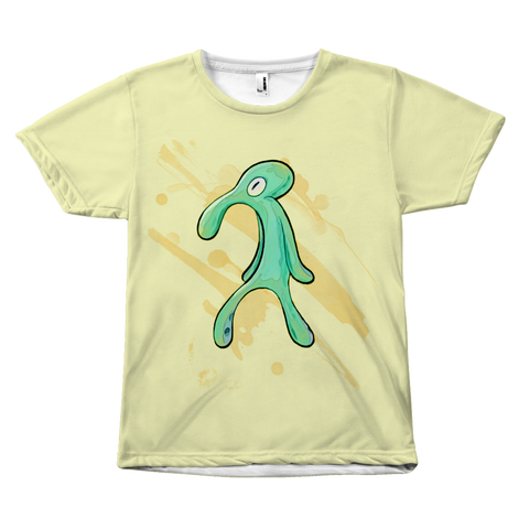 Bold and Brash Spongebob Shirt - Meme Cuisine - Meme All Over Print