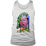 Alex Jones Gay Frogs Mens Tank - Meme Cuisine - Meme T-shirt