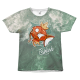 Magikarp Splash Shirt | Adult Mens Pokemon Shirt, Funny Pokemon T-Shirt, Gamer Gifts, Gift for Pokemon Lover, Magikarp Shirt