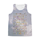 Original 151 Pokemon Tank - Meme Cuisine - Meme All Over Print