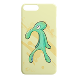 Spongebob Bold and Brash iPhone 7 Plus / iPhone 8 Plus Case - Squidward Painting Meme - Funny iPhone Cases - Meme Cuisine