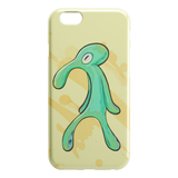 Spongebob Bold and Brash iPhone 6 6s Case - Squidward Painting Meme - Funny iPhone Cases - Meme Cuisine
