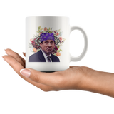 Prison Mike Michael Scott Coffee Mug
