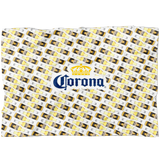 Corona Fleece Throw Blanket - Meme Cuisine - Meme Blankets