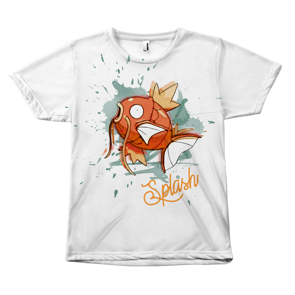 Magikarp Splash Shirt - Meme Cuisine - Meme All Over Print