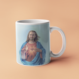 Nicolas Cage Meme Coffee Mug - Funny Bests Friend Gift