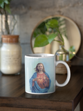Nic Cage as Jesus Coffee Mug - Meme Cuisine